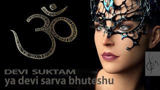 Ya devi sarva bhuteshu | Devi Suktam | Virinchi Shakti & friends | mantra music