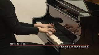 Maurice Ravel: Jeux d'eau 2/2 ;  Sonatine thumbnail