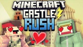 TEAMWORK & Trotzdem HASS! - Minecraft CASTLE RUSH VS Rewi #07| ungespielt