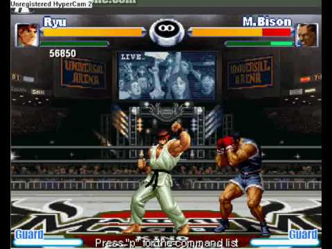 Street Fighter Flash Game - YouTube
