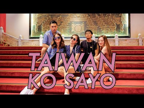 Taiwan by Alex Gonzaga