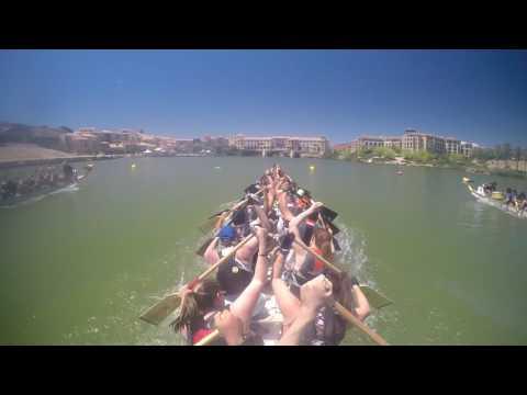 2017 Nevada Dragon Boat Festival, Lake Las Vegas  -  Division A Consolation Final