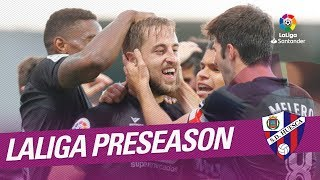 LaLiga Preseason 2018/2019: SD Huesca