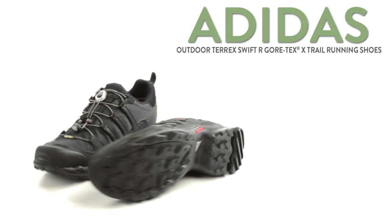 adidas outdoor terrex swift r in gore - tex ? xcr ? tracce delle scarpe da corsa
