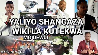 MAAJABU; Waliomteka Mo Dewji, Walimtelekeza polisi usiku, wataka billion 1 waliotabiri kuonekana