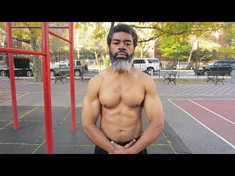 AGE IS JUST A NUMBER - 50 Year Old Man Working Out | Thats Good Money