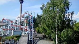 Tyrsky (Surge) on-ride HD POV Särkänniemi Amusement Park