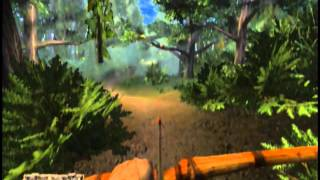 Turok: Evolution (Xbox) Chapter 1 gameplay
