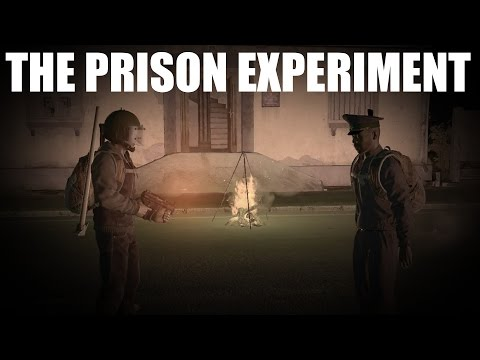 THE PRISON EXPERIMENT: making a stranger the warden - DayZ Standalone