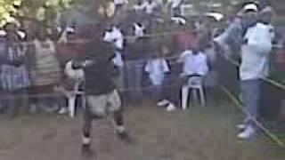 Eastside Backyard Brawls Brian vs. Shi ROUND 2