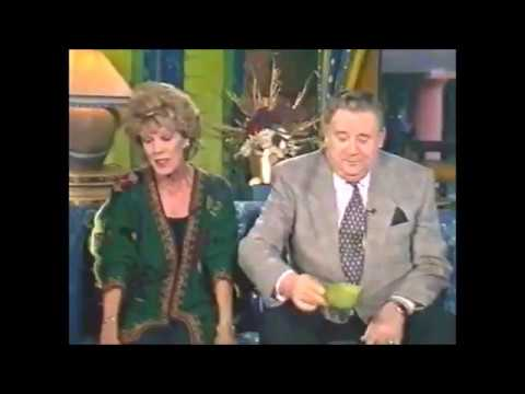 This Morning: Sue Nicholls and Bryan Mosley (1995)