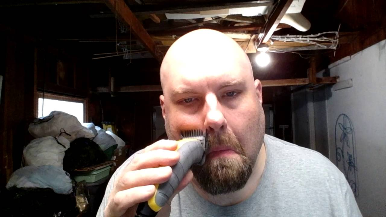 trying out remington virtually indestructible haircut beard trimmer youtube. Black Bedroom Furniture Sets. Home Design Ideas