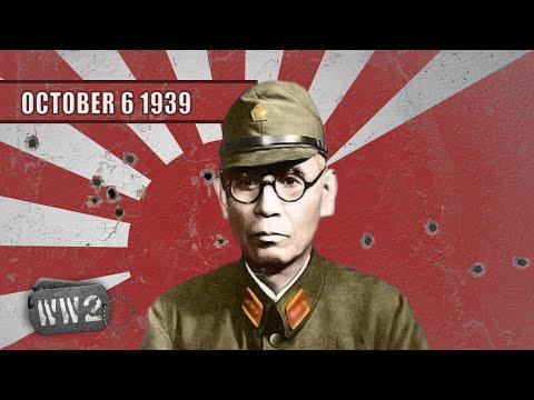 Poland Falls and China Rises - WW2 - 006 October 6 1939 Mp3