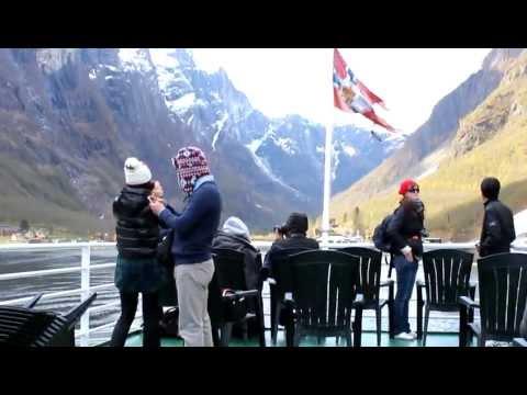 Norway in a Nutshell - Gudvangen