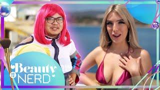 Cosplay-Nerd trifft auf Glamour Girl - das sind die BATN Kandidaten    Beauty & the Nerd   ProSieben
