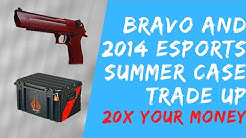 20X Your Money | Operation Bravo and Esports 2014 Summer Case Trade Ups | CSGO Trade Ups 2020