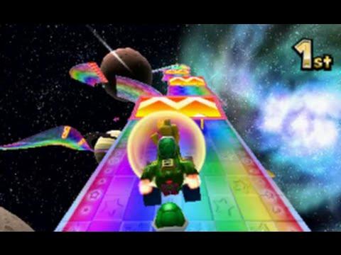 Mario Kart 7 - Mirror Special Cup (3 Star Ranking)