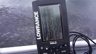 видео Картплоттер Lowrance Elite-3x. Купить картплоттер с эхолотом Lowrance Elite-3x