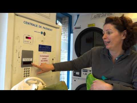 OurTour And The Art Of Using A French Launderette (Laverie)