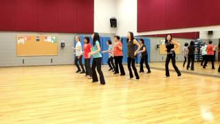 Keep My Cool - Line Dance (Dance & Teach in English & 中文)