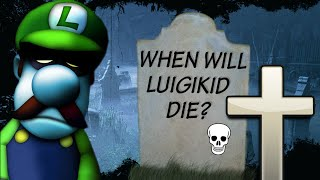 WHEN WILL LUIGIKID DIE? - DEATH CALCULATOR(What's going on my dedicated Plumbers?! Today I'm bringing you a rather spooky game! Well, more like a calculator, a DEATH CALCULATOR to be exact!, 2015-10-12T20:00:00.000Z)