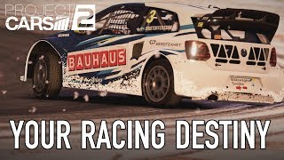 Project CARS 2 - PS4/XB1/PC - Your racing destiny (Gamescom 2017 Trailer)