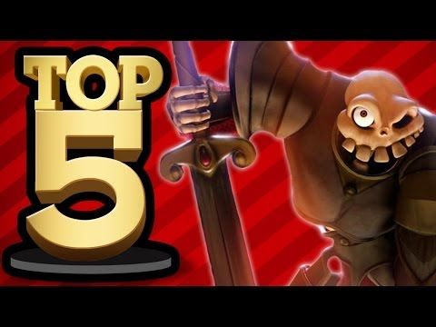 TOP 5 UNDEAD VIDEO GAME CHARACTERS