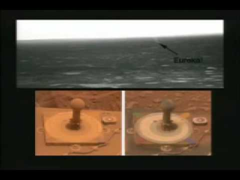 Steven Squyres: The Mars Exploration Rover Mission