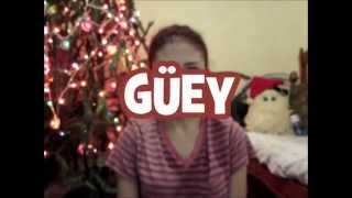 ¡Güey! \ ¡Wey! | Dissecting Mexican Slang