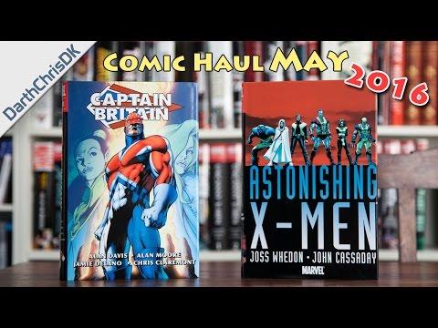 Comic Book Haul: May 2016