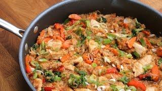 One-Pot Teriyaki Chicken and Rice