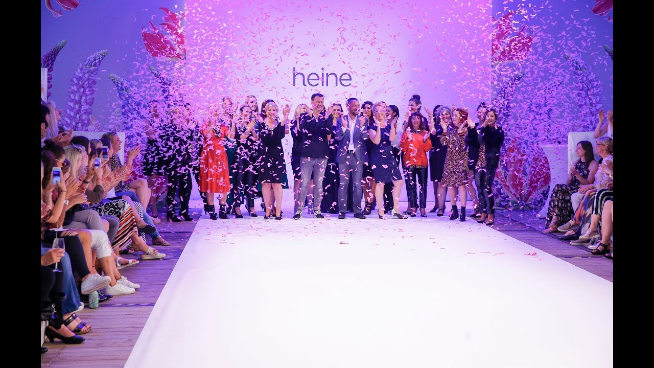 official photos f9be5 8a7df heine FASHION FESTIVAL - HERBST/WINTER 2018