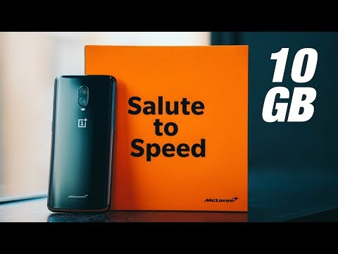 The FASTEST PHONE in the WORLD - 10GB of RAM!