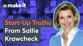 Sallie Krawcheck: From Corporate To Start-Up