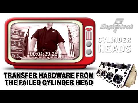 Enginetech Cylinder Heads