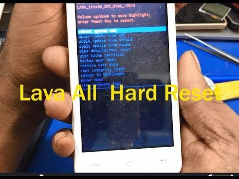 LAVA Iris 430 Video clips - PhoneArena