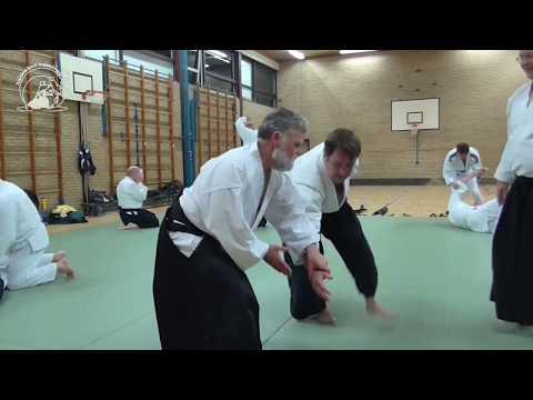 Aikidoschool Amstelveen, A class with David Scott