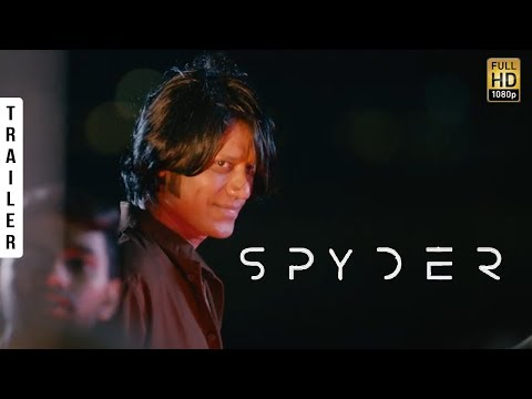 Spyder Official Trailer Review | SJ Surya,...