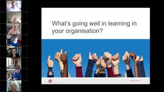 Webinars for learning: tips for success by Martin Couzins