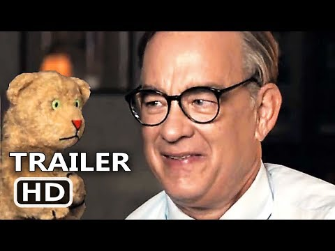 Bob Delmont - Mr Rogers Neighborhood movie Trailer with Tom Hanks!!!