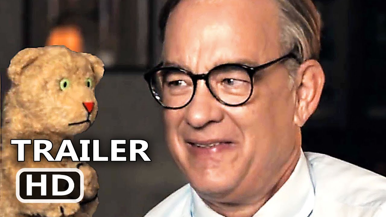 A Beautiful Day In The Neighborhood Trailer 2019 Tom Hanks As Fred Rogers Biopic Drama Movie Youtube