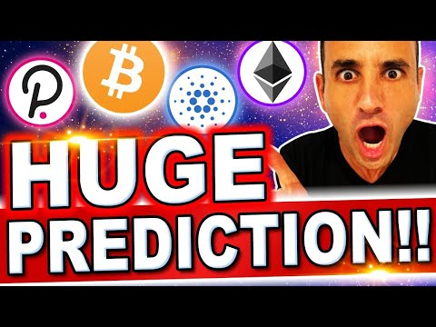 BIGGEST BITCOIN PRICE PREDICTION! NEW ALTCOIN GEMS AND ONE ALTCOIN ABOUT TO EXPLODE!