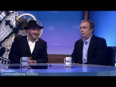 Peter Hitchens Dismantles Loony George Galloway