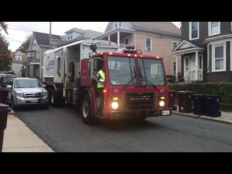 Capitol Waste Services 420 ~ Mack LEU Labrie Expert 2000 MSL