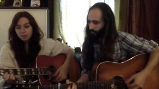 Six More Miles To The Graveyard - Aureli & Sara (bluegrass traditional)