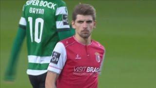 Xeka - SC Braga - Portugal 2016/17