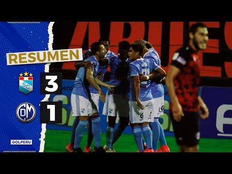 Sporting Cristal Dep. Municipal Goals And Highlights