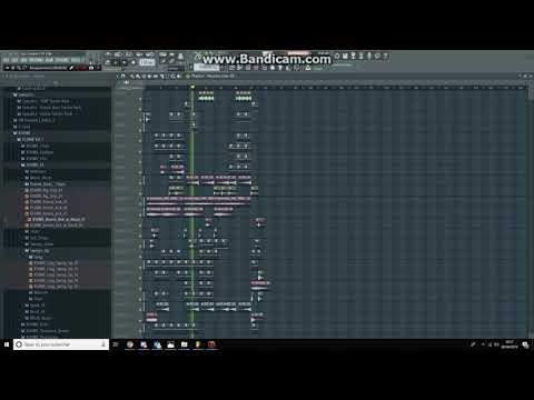 How to make Epic cinématic scène 110 bpm - FL STUDIO NEXUS