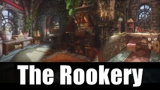 Skyrim Mods - The Rookery [4k/HD]