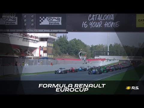 Formula Renault Eurocup 2017 - Barcelona - Race 1